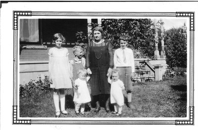 The Family of Ethel and Wilbert Bigger