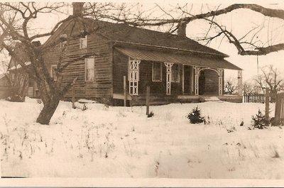 Snider Farmhouse, 1481 Burnhamthorpe Road East, Oakville
