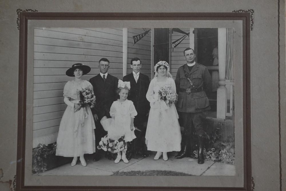 Unknown Wedding