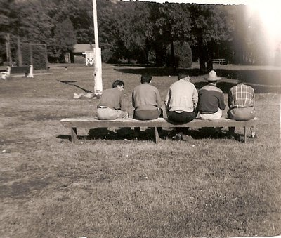 Oakville Recreation Commission Day Camp Leaders, Fisher's Glen, 1958