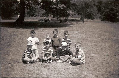 Oakville Recreation Commission Day Camps, Summer 1959
