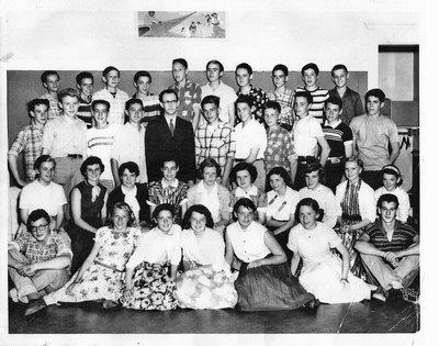 Westwood Public School ca1956