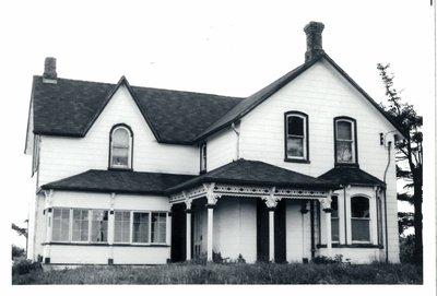2466 Trafalgar Road, Oakville, 1977