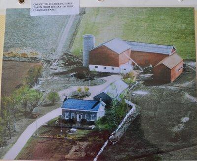 Aerial Photographs of 1510 Bronte Street South, Milton Farm