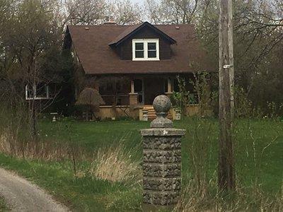 The Henderson House, 4473 Henderson Road