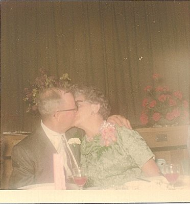 Ken and Ella Giles, 25th Wedding Anniversary Dinner