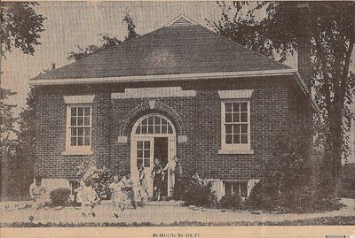 "Merton School To Fall Victim of ""Progress"", Closed June 1958"