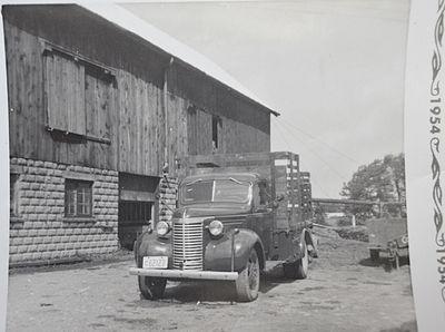 Shillum Dairy Farm, 1950's
