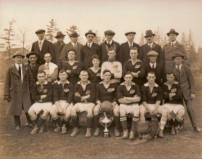 1924 Oakville Football Team
