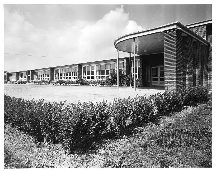 Lorne Skuce Elementary School, 1960's