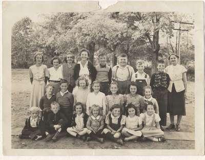 Fall 1949, S.S. #7, Trafalgar