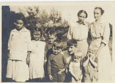 Breckon-Luscombe Family Photo