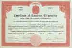 CDN Citizenship certificate: Ruddell