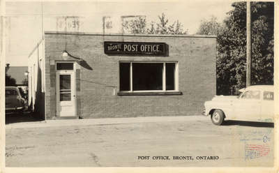 Post Office in Bronte
