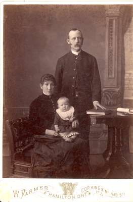 Wilkinson Norton Family Album