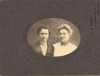 Clara Ethel Wilkinson & Demarius (Norton) Wilkinson