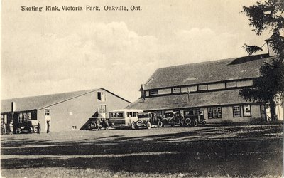 Public Skating Rink and Dance Hall (Victoria Hall) Oakville