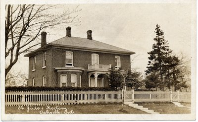 St. Jude's Rectory, Oakville, Ont.