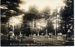 St.Jude's Cemetery, Oakville, Ontario (1919)
