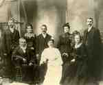 William Cyrus Inglehart and Family.