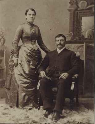 William Dixon and Priscilla Hume Dixon