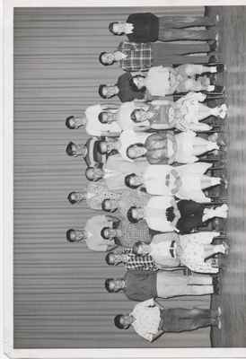 Lorne Skuce 1955-56, Grade 8.