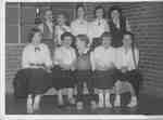 Snider's School Girls Basketball Team, 1956-57.
