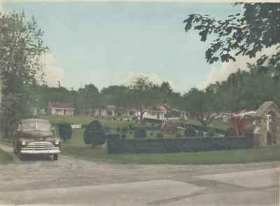 Cedar Croft, 1946.