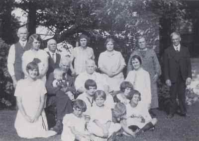 King Family in 1926