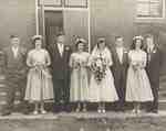George & Yvonne Wettlaufer's Wedding