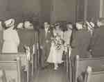 Wedding of George and Yvonne Wettlaufer