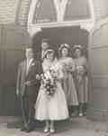 Wedding of George & Yvonne Wettlaufer