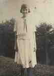Young Girl, Circa 1919