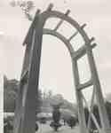 Arch at Cedarcroft, 1965