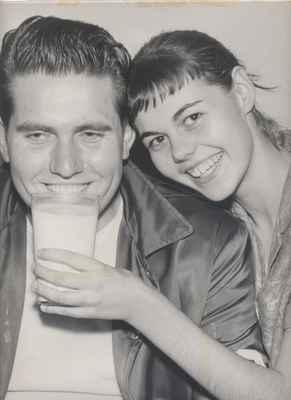 Jim Babinetz and Janet Lees
