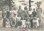 S.S. No. 2, Palermo School Class Picture