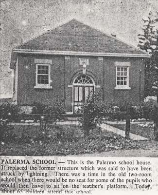 Palermo School House