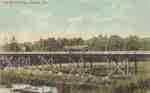 The Radial Bridge, Oakville, Ontario
