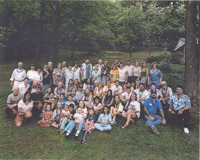 Colton Family Reunion