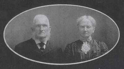 James and Margaret Bussell