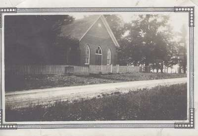 McCurdy's Methodist Church