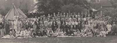 Brownridge Reunion, 1938