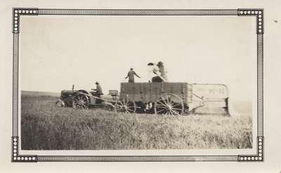 Equipment on the Lyon Farm