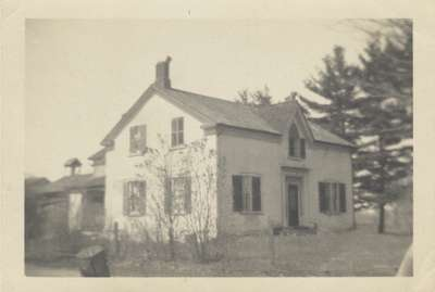 Home of Mr. and Mrs. W.J  Chisholm