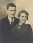 Frank and Hazel Chisholm
