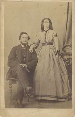 Ralph and Rebecca Breckon