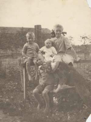 The Gilbert Children