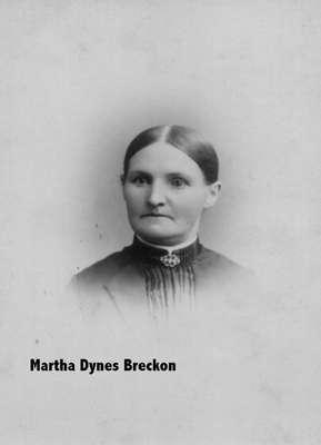 Martha Dynes Breckon