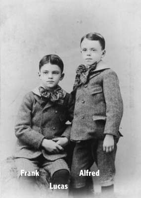 Frank and Alfred Lucas