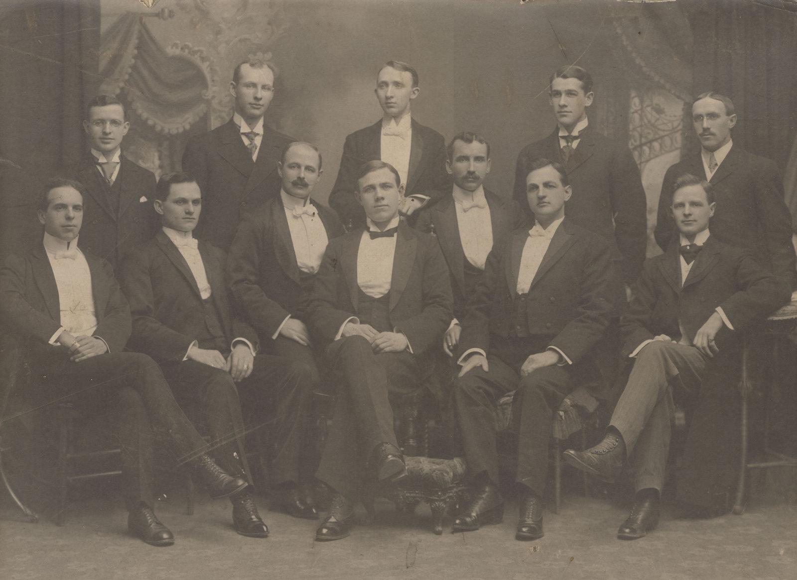 A Gentlemen's Club?